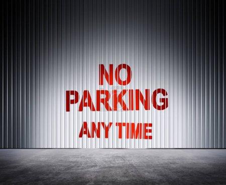 ban of parking
