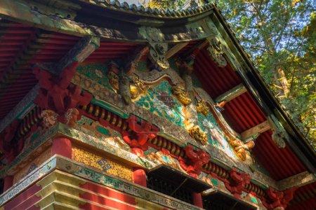 Nikko Toshogu Shrine temple, Japan