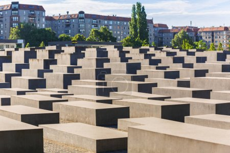 The Memorial of the Murdered Jews in Europe