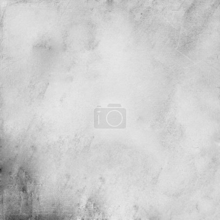 Photo for Textured grey and white background - Royalty Free Image