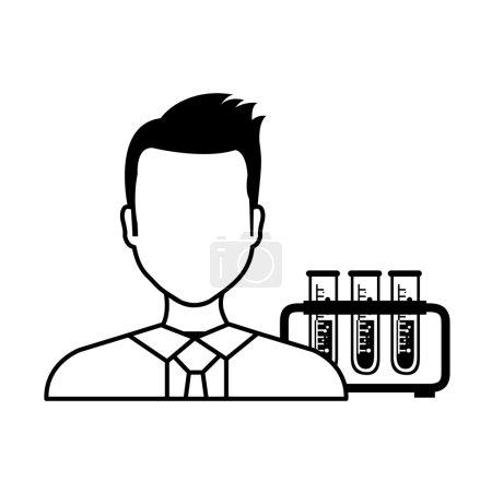 avatar man laboratory doctor