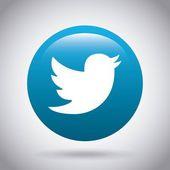twiter classic emblem icon