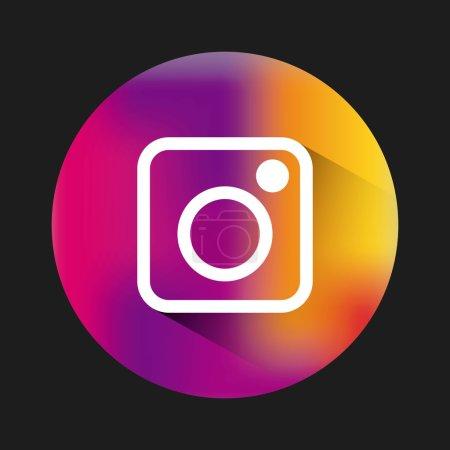 instagram classic emblem icon