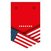 """Постер, картина, фотообои """"Эмблема Соединенных Штатов Америки"""""""