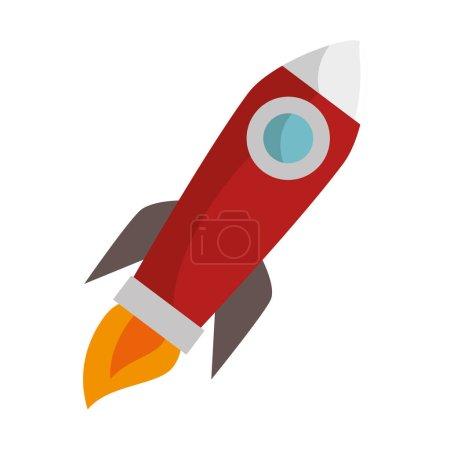 Rocket launcher start up