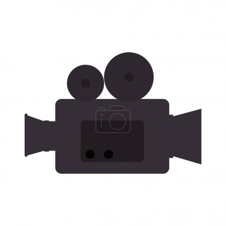 video camera cinema icon