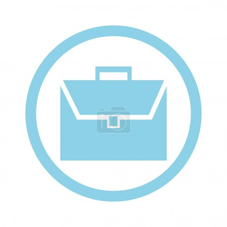 portfolio business isolated icon