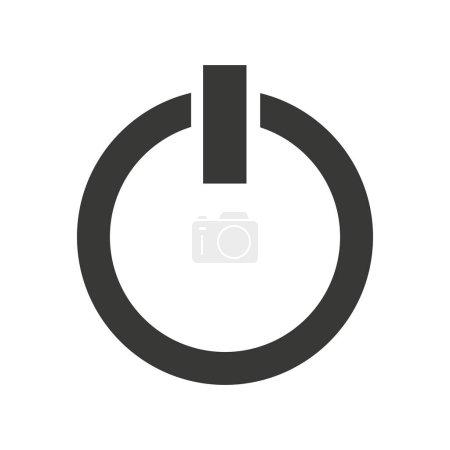 power button start icon