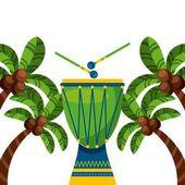 drum instrument of brazil