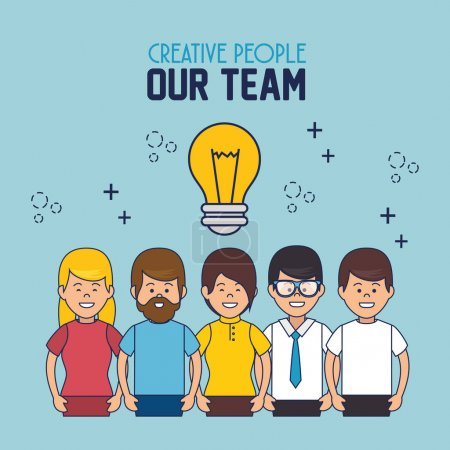 creative people our team