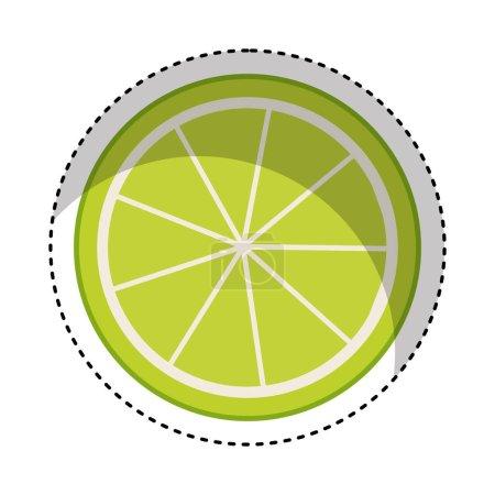lemon citrus fruit icon
