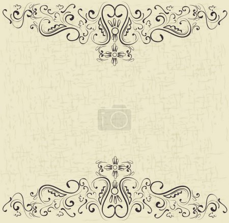 Illustration for Elegant background poster icon vector illustration design - Royalty Free Image