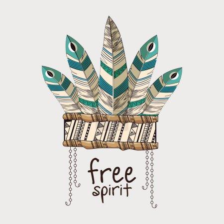 free spirit boho style