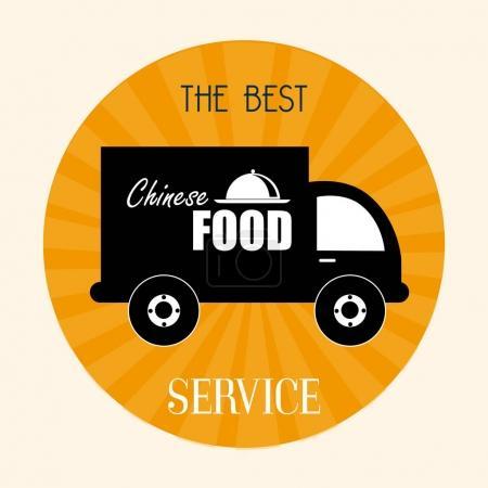 Food design over white background vector illustration