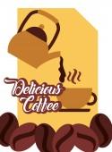 coffee time card
