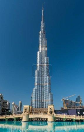 Burj al Khalifa building