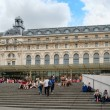 PARIS,FRANCE - AUGUST 1,2017 : The Musee D'Orsay i...