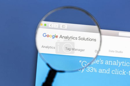 Google Analytics website