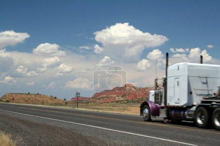 Desert Trucking