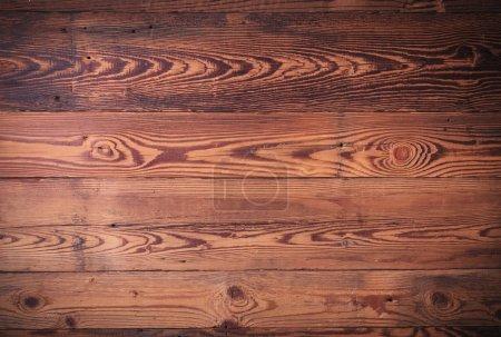 Photo pour Arrière-plan de vieilles planches de bois de sapin, photo de studio - image libre de droit