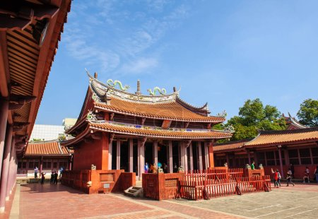 Confucius Temple in Tainan