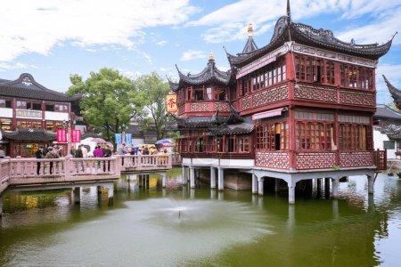 Yuyuan Garden Complex in Shanghai