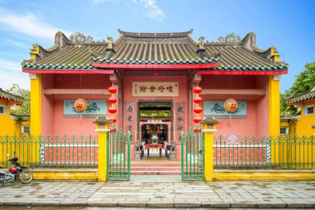 Assembly Hall of the Hainan Chinese Congregation