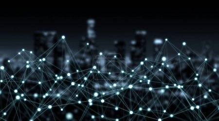 Connections system and global datas exchanges on c...