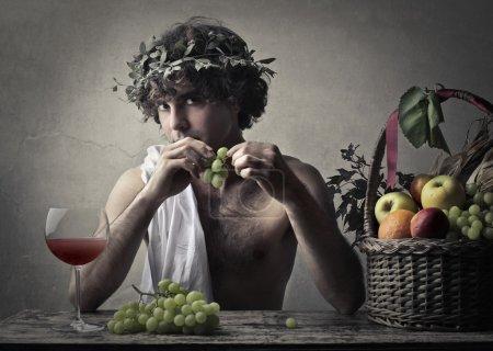 antic greek Dionysos