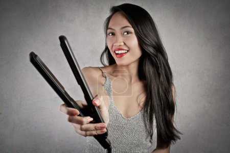 Do you need a hair straightener?