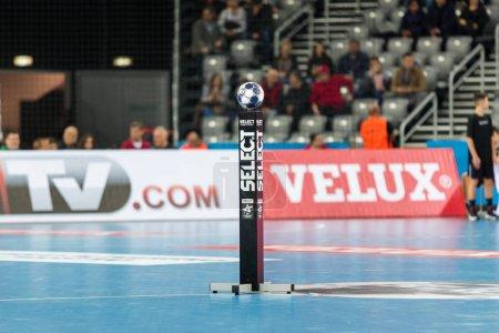 EHF Men's Champions League 2016-17, Group (B) phase. HC Zagreb PPD VS HC Kristianstad.