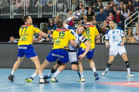 EHF Men's Champions League 2016-17, Group (B) phase. HC Zagreb PPD VS HC Zagreb PPD VS HC Celje Pivovarna Lasko