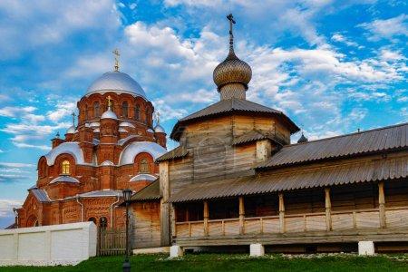 cathedral in sviyazhsk