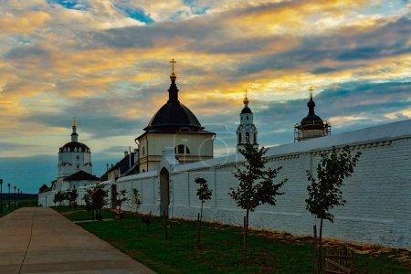 uspensky monastery in sviyazhsk