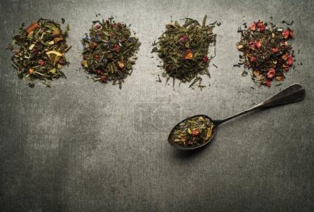 Dry Tea collection