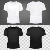 T-Shirt Templates Set
