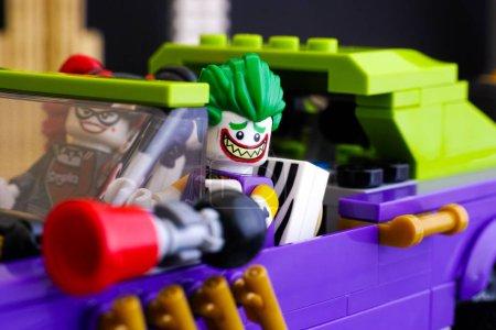 Lego The Joker and Harley