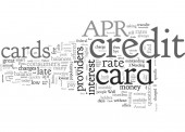 APR Credit Cards How Can They Do That