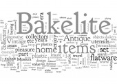 At Home with Bakelite