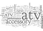 Atv Accessories To Make That Next Ride Unforgettable