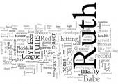 Babe Ruth A Short Bio