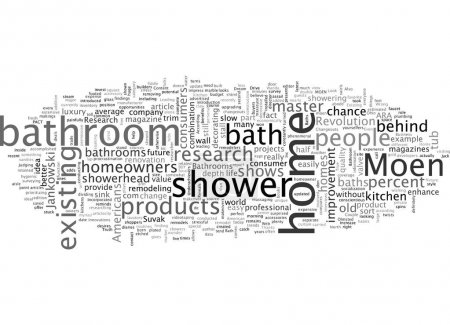 Illustration for Bathrooms are a Home s True Underachievers - Royalty Free Image