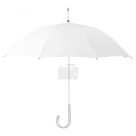 White umbrella accessory