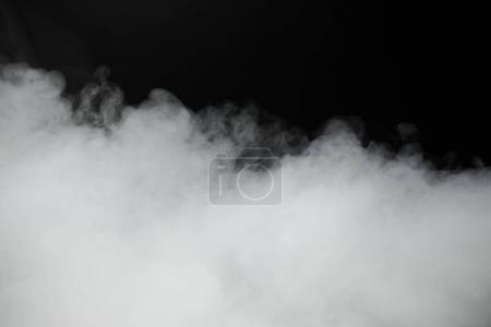 Photo pour Fond de fumée et brouillard dense - image libre de droit