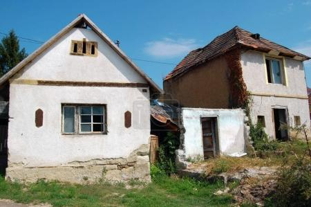 Old abandoned building , house