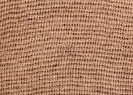 Sackcloth fabric background