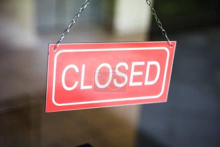 Closed tag inside window