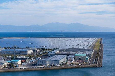 Foto de Planta de energía solar en Japón - Imagen libre de derechos