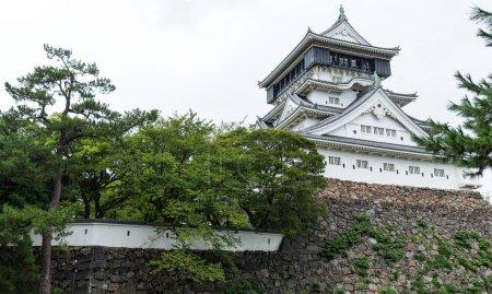 Kokura old Castle in Japan...