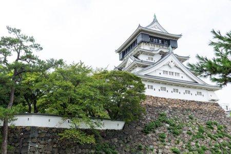 Kokura Castle in Japan